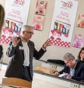 """Jean-Christian RIVET conférencier professionnel : Conférence gratuite """"Le Bonheur est dans le Réseau au Salon SME"""" le 1er octobre à Paris"""